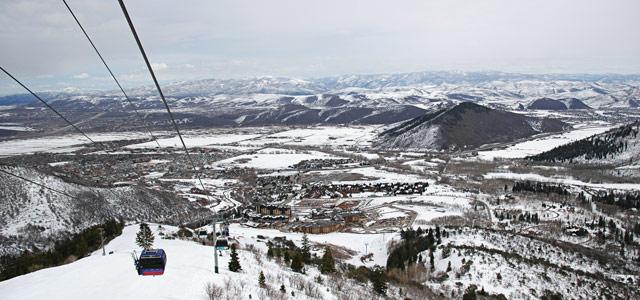 Estações de esqui em Santiago