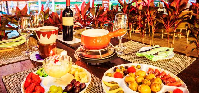 Gastronomia de primeira - Hotel Fazenda em Pernambuco