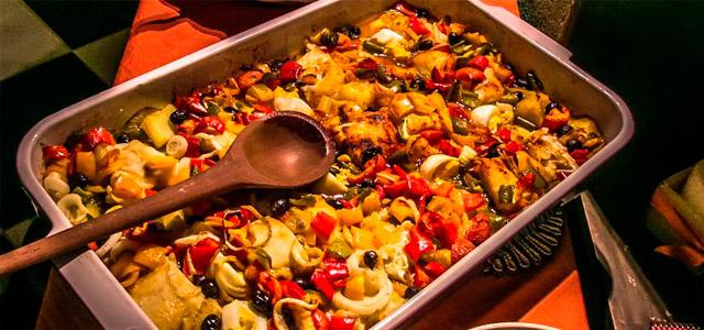Gastronomia que encanta no Lagamar Eco Hotel