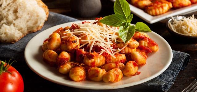 Gnocchi do Lo Stivale - Restaurantes em Floripa