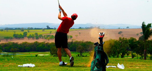 Golfe no Broa Golf Resort