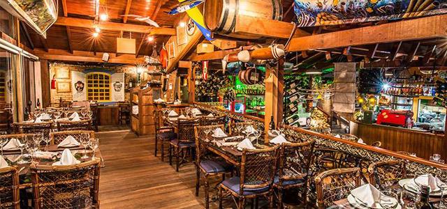 Restaurante Ostradamus - Restaurantes em Floripa
