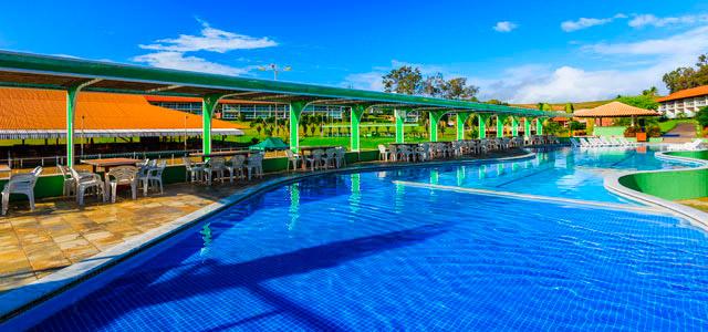 Piscina - Hotel Fazenda em Pernambuco