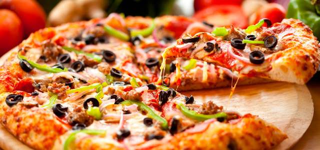 Mama mia! Pizza no Artesano Pizza Bar - Restaurantes em Floripa