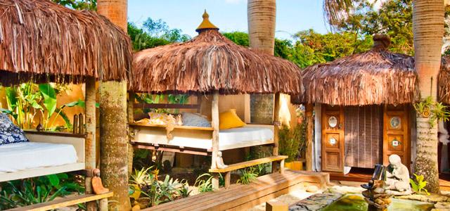 Spa no Aquabarra Boutique Hotel & Spa