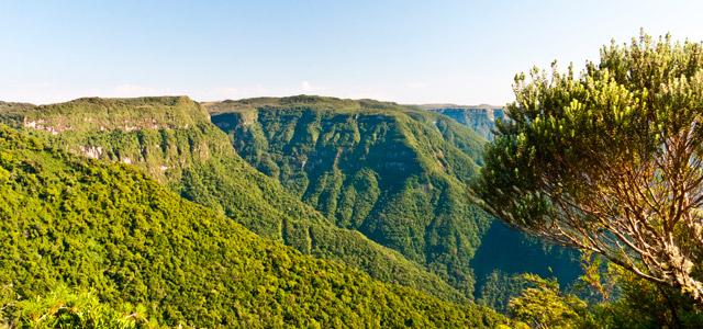 Vale da Ferradura - Serra Gaúcha