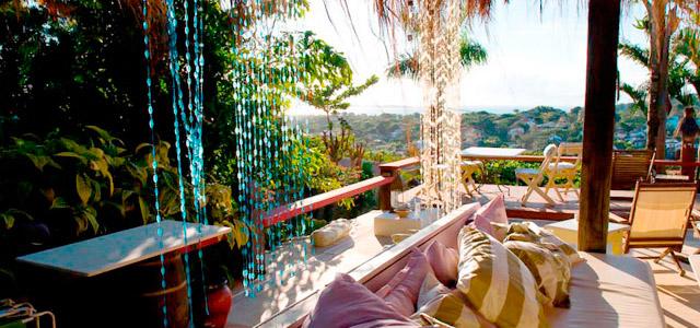 Varanda do Aquabarra Boutique Hotel & Spa