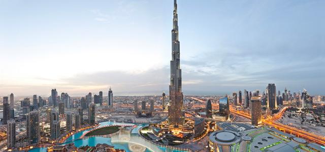 Dubai - Emirates Airlines