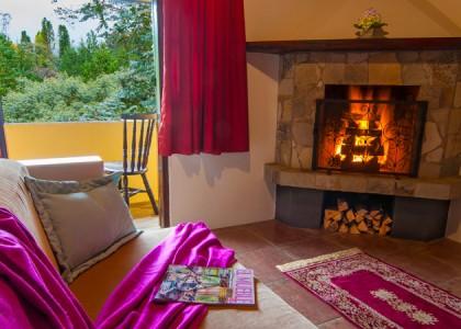 Hotel Ninho do Falcão: ninho de paz e amor!