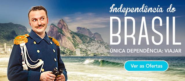 7 de setembro - Independência do Brasil, coleção Zarpo