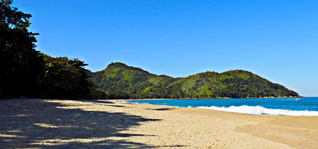 Grande Bonete - Trilha das sete praias