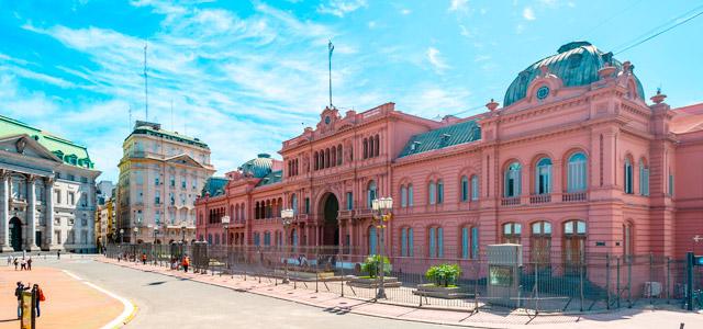 Casa Rosada - pacotes para Buenos Aires