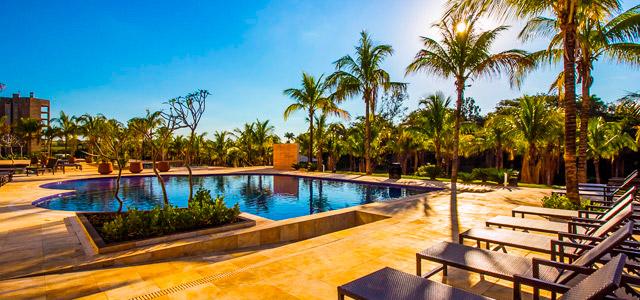 Celebration Resort - Águas quentes