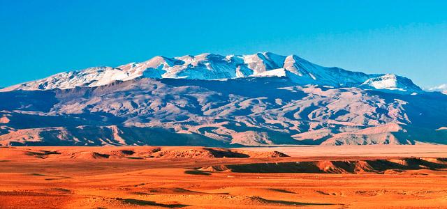 Cordilheira do Atlas - Marrakech
