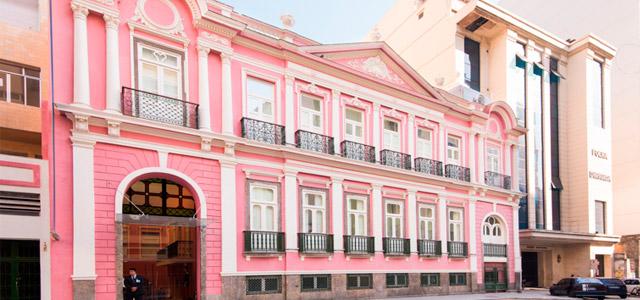 Fachada do Vila Galé do Rio de Janeiro