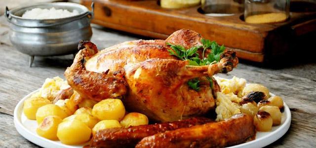 O melhor frango de BH está no Xapuri Restaurante