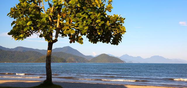 Praia da Lagoinha, na trilha das sete praias