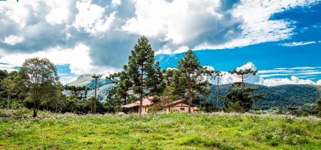 Monte Verde, destino de frio e conforto - Hotel Ninho do Falcão