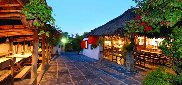 Espaço de primeira do Xapuri Restaurante
