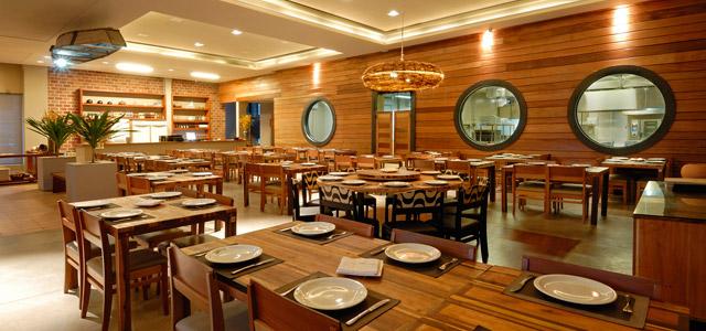 Nau Frutos do Mar - Restaurantes em João Pessoa
