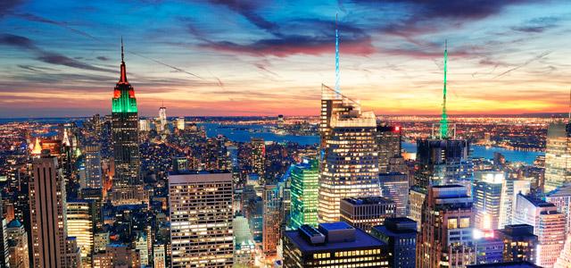 Nova York - Pacotes de viagens promocionais