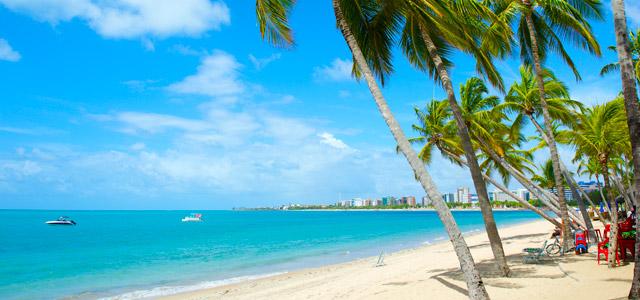Praia de Pajuçara - Praias de Alagoas