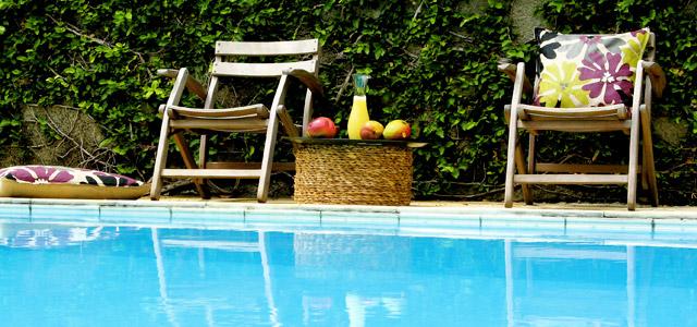 Piscina - Casa Amarelo
