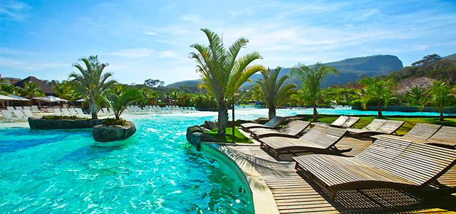 Rio Quente Resorts - Águas quentes