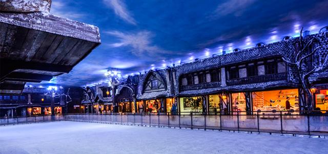 Snowland, Gramado -  Patinação no gelo