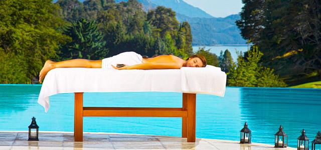 SPA no Llao Llao Resort - Pacotes para Bariloche