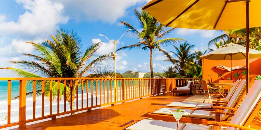A melhor Natal está no Manary Praia Hotel