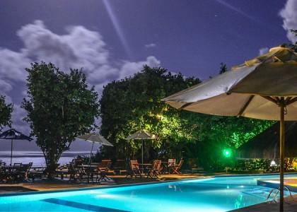 Lua de mel é no Hotel Ponta do Madeiro!