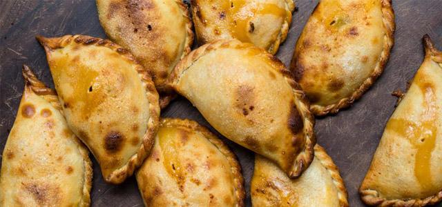 Empanadas - Jurados do MasterChef Brasil