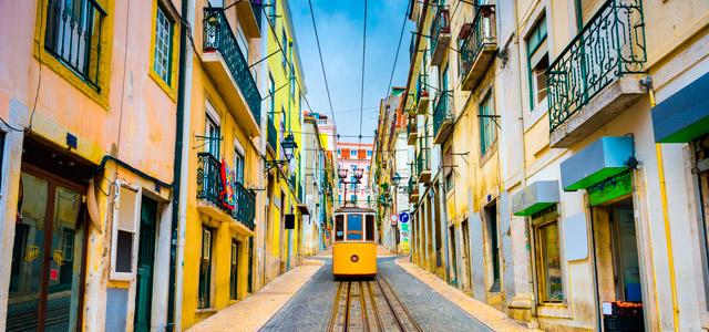 Elétrico 28 - O que fazer em Lisboa