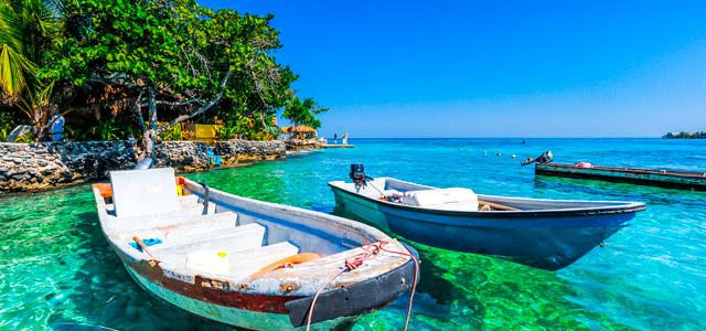 Ilha Rosário - Caribe Colombiano