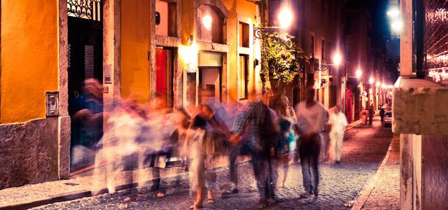 Lisboa e sua vida noturna - O que fazer em Lisboa