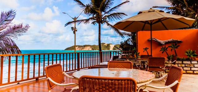Morro do Careca, Natal - Manary Praia Hotel