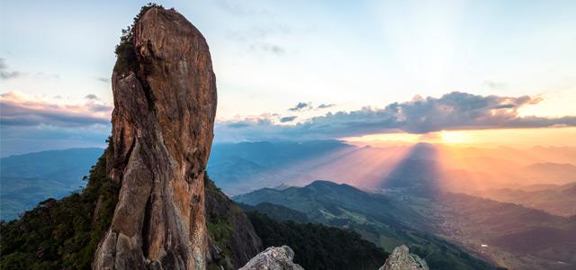 Pedra do Baú - Refúgio Mantiqueira