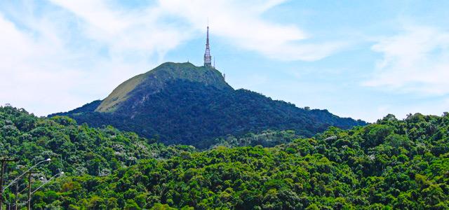 Pico do Jaraguá - Primavera 2015