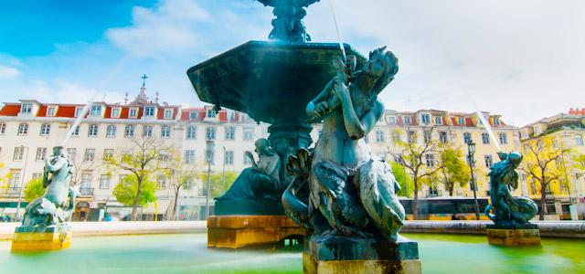 Praça do Rossio - O que fazer em Lisboa