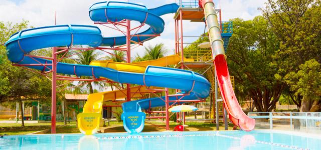Thermas Resort Mossoró - Dia das crianças 2015