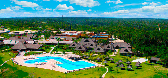 Que tal um resort na Bahia All-Inclusive?