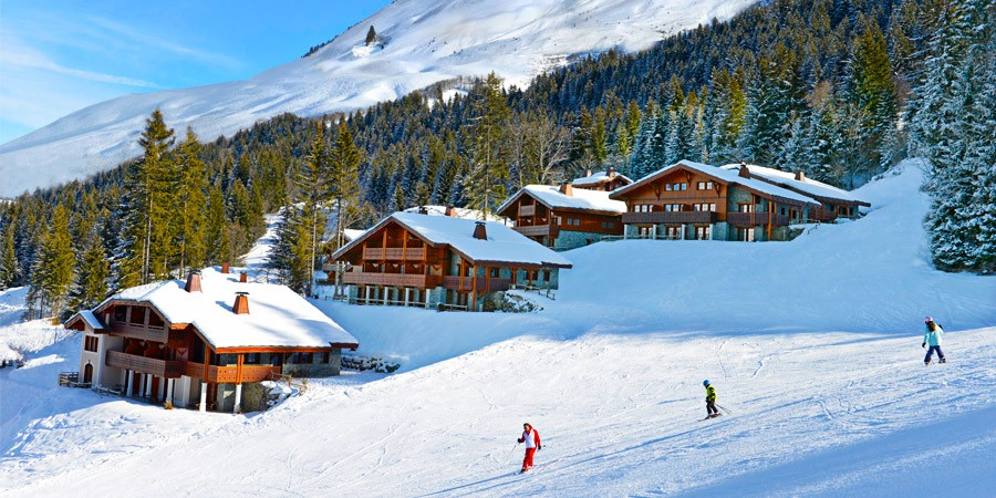 Sonho nevado: esquiar nos Alpes Franceses!