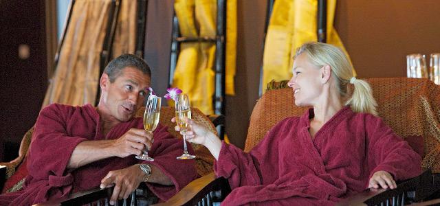 Lua de mel é no Pipa Beleza Spa & Resort