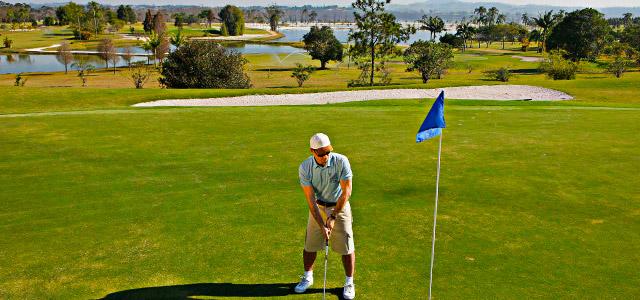 Paradise Golf & Lake Resort: trip família!