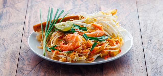 Pad Thai - Gastronomia da Tailândia