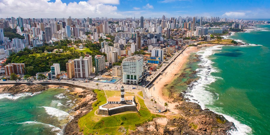 O paraíso: conheça as Praias em Salvador
