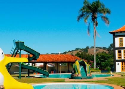 Tranquilidade no Hotel Serraverde