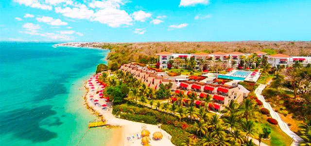 Pacotes All-Inclusive: tudo, TUDO, incluso - Cartagena & Isla Baru