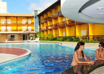 Fim de semana em família é no Hotel Costa Norte Massaguaçu!